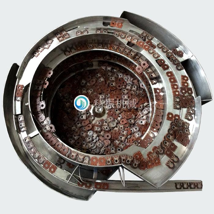 碳片振动盘自动化送料机